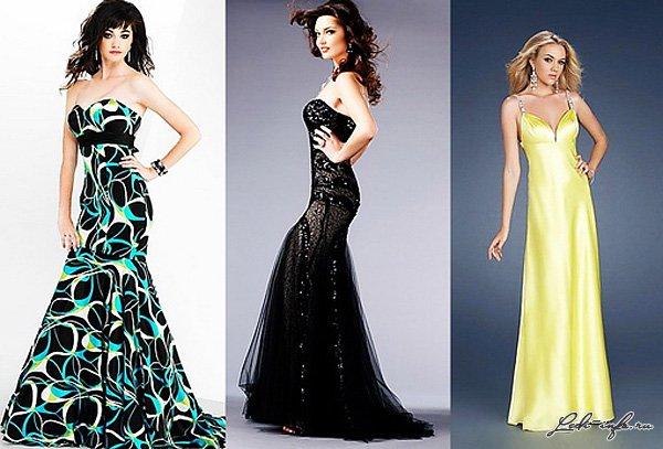 vestidos largos y elegantes 01