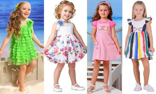 vestidos para niñas de 4 a 6 años (1)