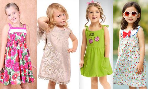 vestidos para niñas de 4 a 6 años (3)