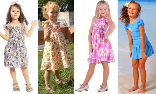 vestidos para niñas de 4 a 6 años (4)