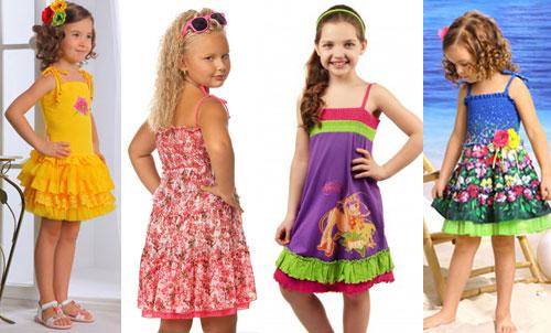 vestidos para niñas de 4 a 6 años (5)