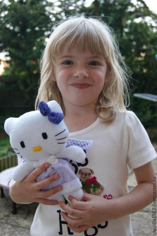 Como hacer a Hello Kitty con moldes08