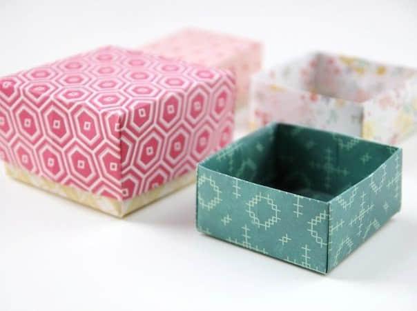 Como hacer cajas de papel paso a paso01