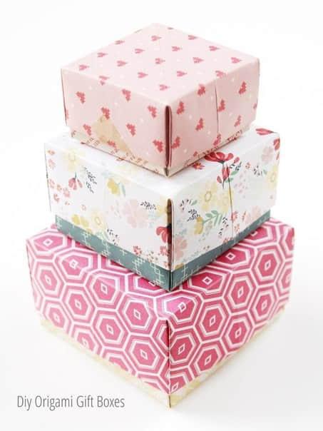 Como hacer cajas de papel paso a paso04