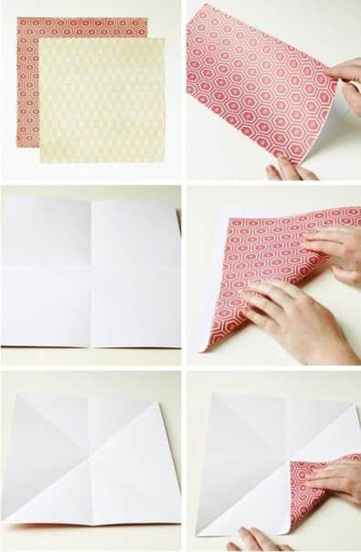 Como hacer cajas de papel paso a paso05