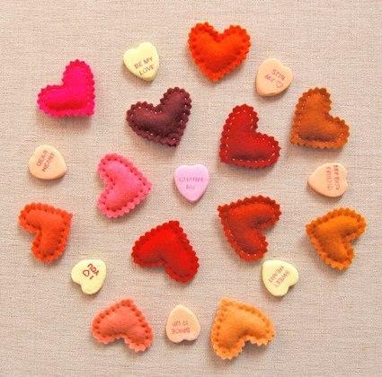 Como hacer corazones de fieltro paso a paso07