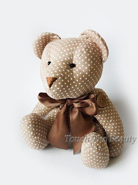 Como hacer osos de peluche con moldes04