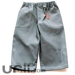 Como hacer pantalones para bebes05