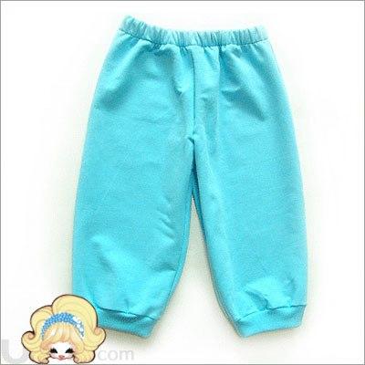 Como hacer pantalones para bebes08