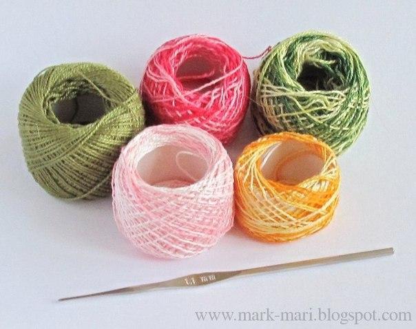 Como hacer rosas tejidos a crochet02