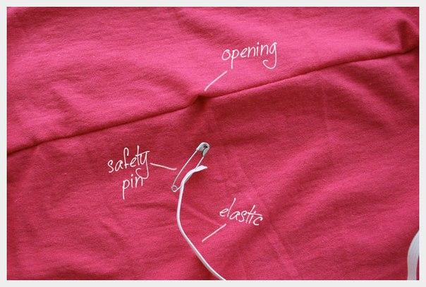 Como hacer una blusa strapless paso a paso03