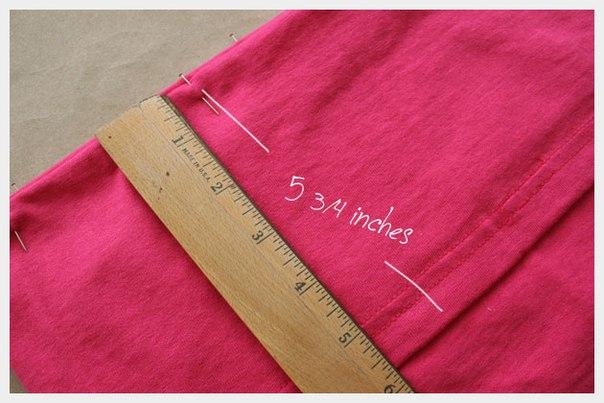 Como hacer una blusa strapless paso a paso07