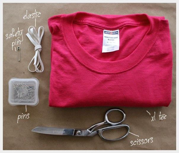 Como hacer una blusa strapless paso a paso08