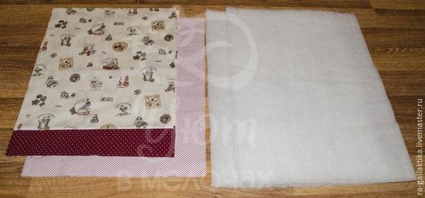 Como hacer una funda para maquina de coser07