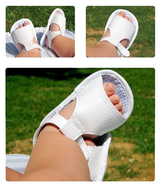 Como hacer unas sandalias para bebe paso a paso02