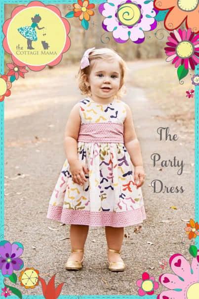 Como hacer vestidos para niñas con patrones01