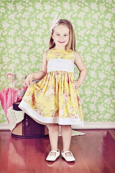 Como hacer vestidos para niñas con patrones03