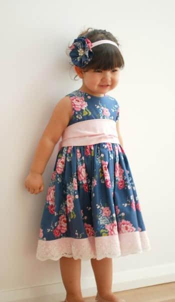 Como hacer vestidos para niñas con patrones05