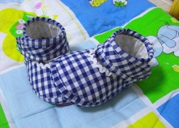 Zapatitos a crochet para bebes con patrones01