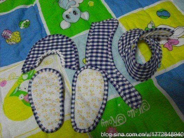 Zapatitos a crochet para bebes con patrones05