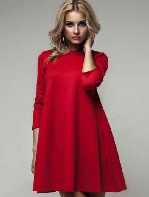 vestido corte trapecio05