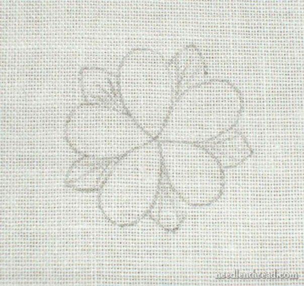 Como bordar flores paso a paso08