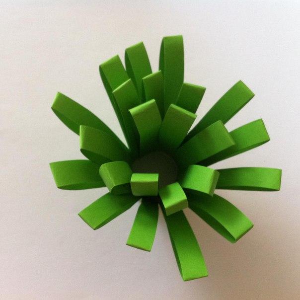 Como hacer flores faciles de papel01