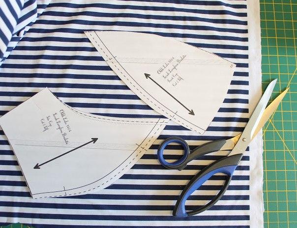 Como hacer trajes de baño pin up de dos piezas04