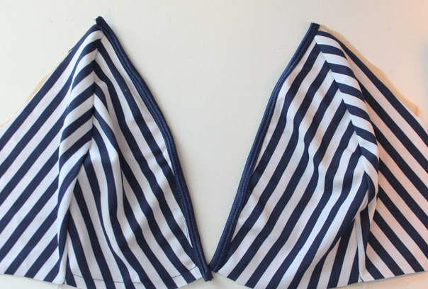 Como hacer trajes de baño pin up de dos piezas05