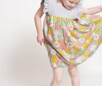 Como hacer un vestido facil para niñas