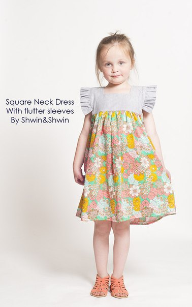 Como hacer un vestido facil para niñas06
