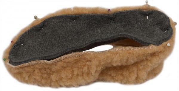 Como hacer zapatillas fieltro con moldes para ninos04