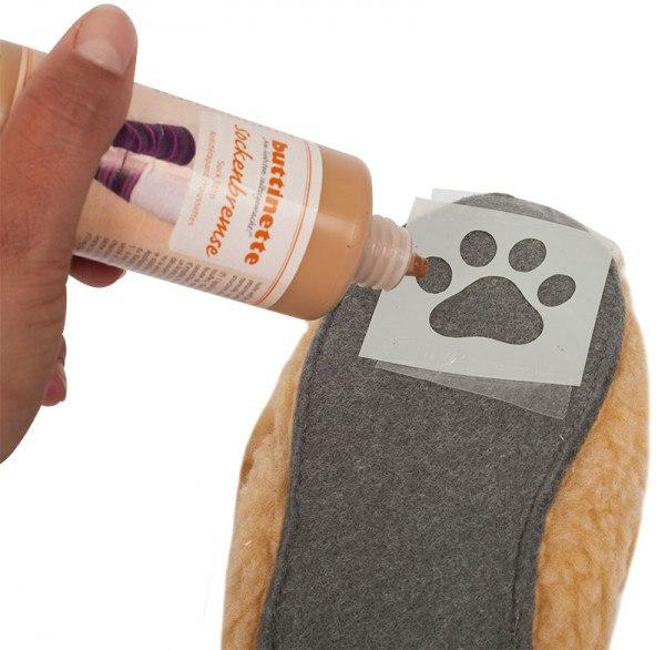 Como hacer zapatillas fieltro con moldes para ninos06