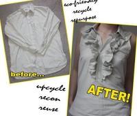 Ideas para reciclar camisetas de hombre