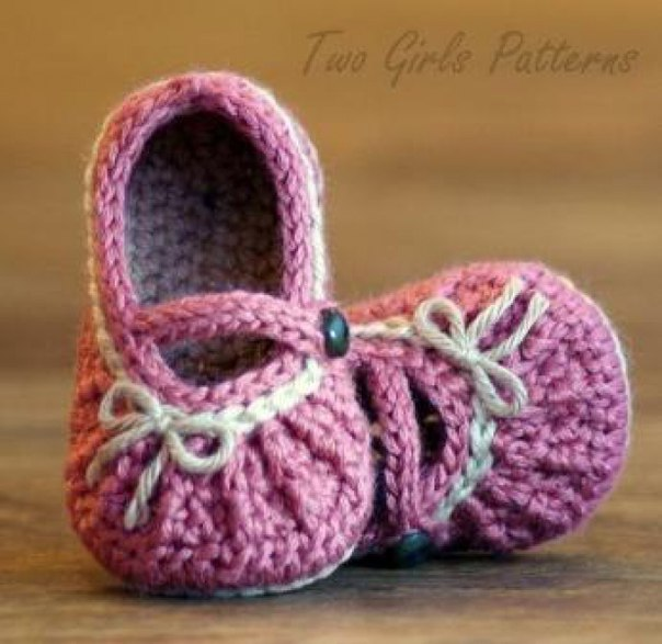 Zapatitos y sandalias a crochet para bebes05