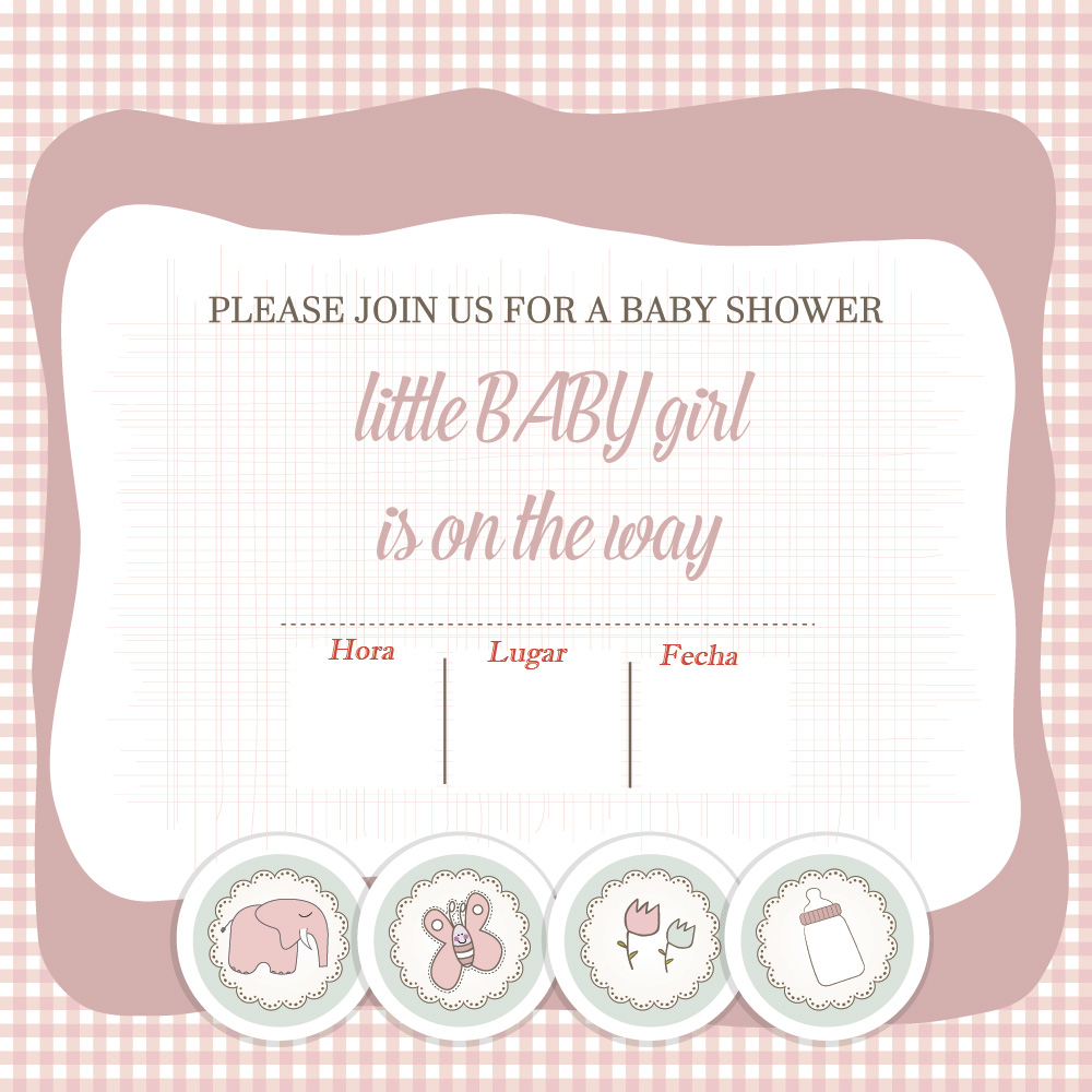 pin invitaciones baby shower on pinterest
