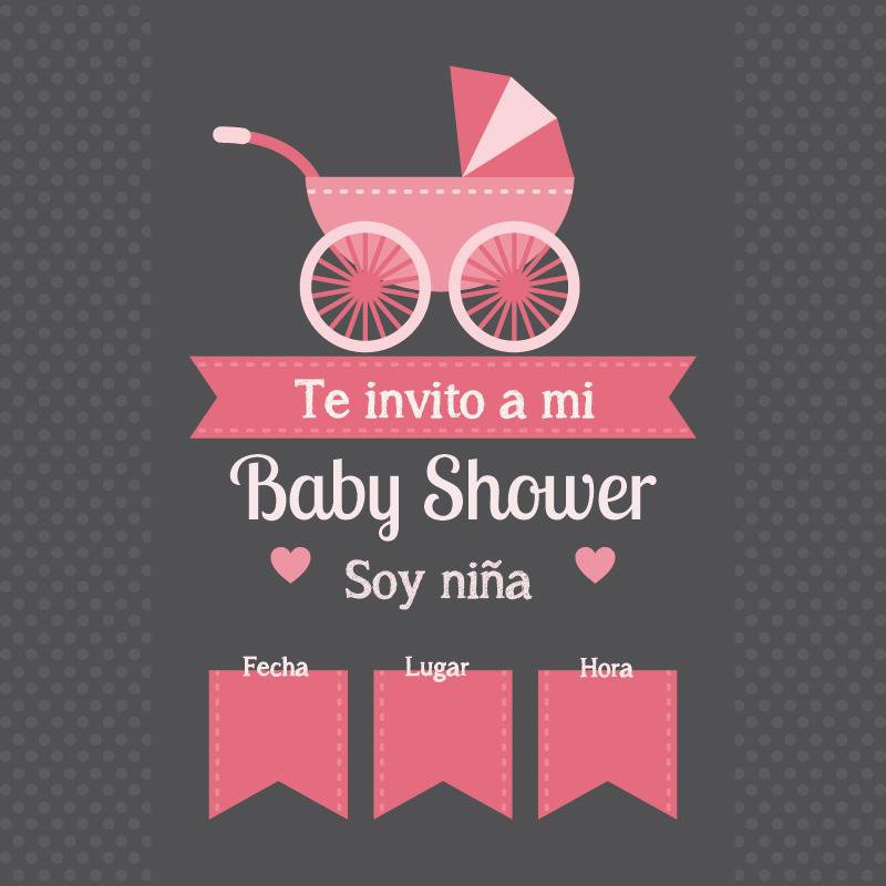 9ec2a4df8801f Como hacer invitaciones para baby shower
