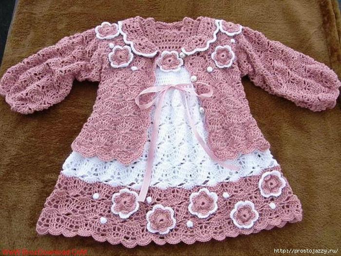 vestido manga larga crochet (1)