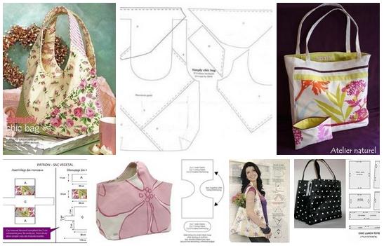 Como hacer bolsos para dama con moldes03