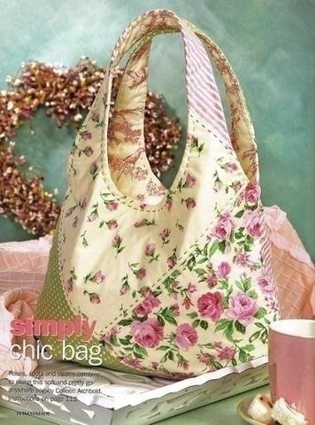 Como hacer bolsos para dama con moldes06