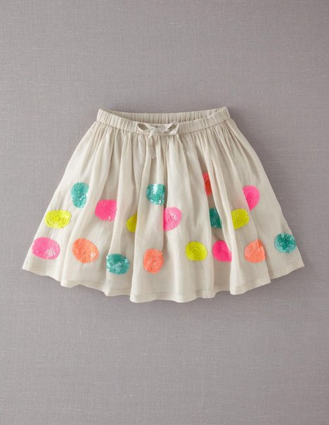 409f88b51 Modelos de faldas circulares para niñas