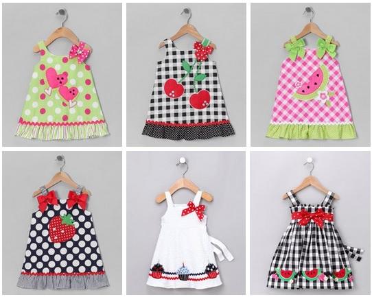 Como hacer vestidos bonitos para niñas 02