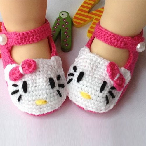 Zapatitos tejidos a crochet01