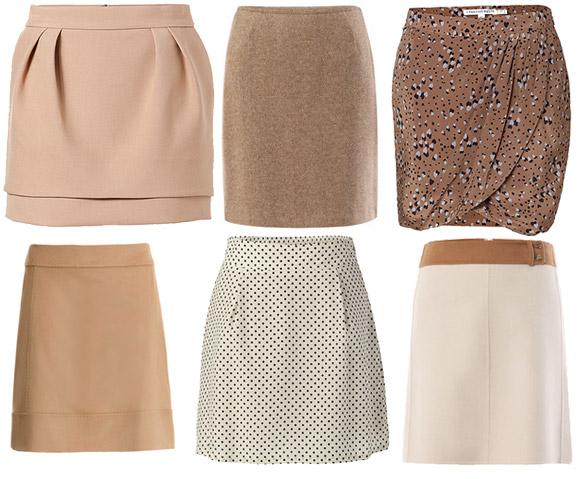 b92820852 Ideas para hacer faldas de diferentes modelos