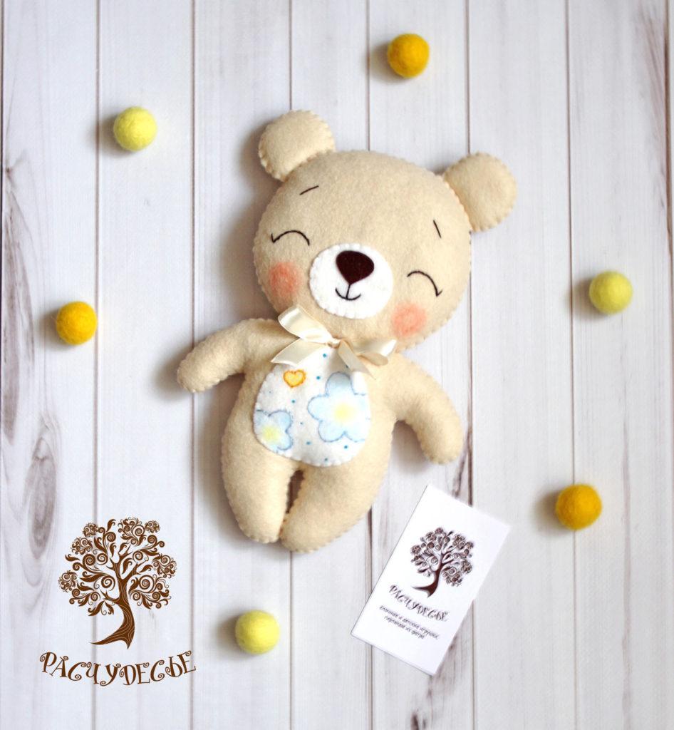 osos de fieltro 02