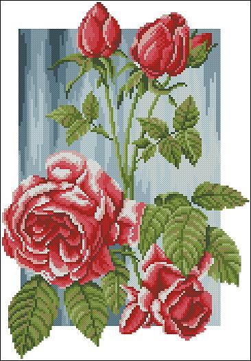 rosas en punto de cruz05