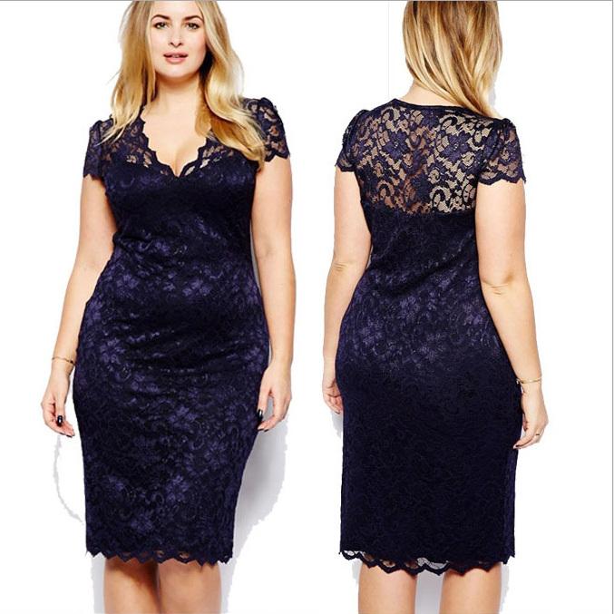vestidos en tallas extras 01