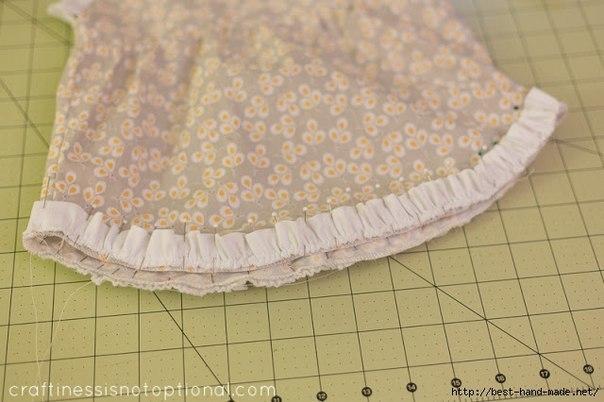 Como hacer un vestido para bebes01