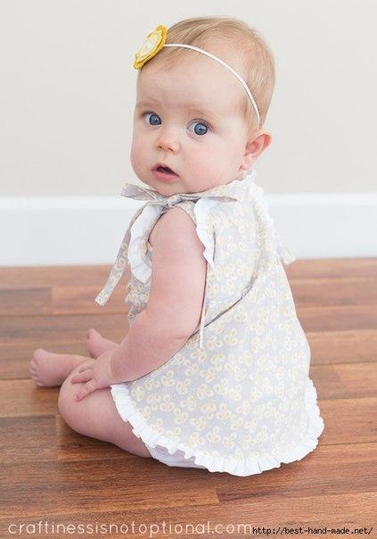 Como hacer un vestido para bebes02