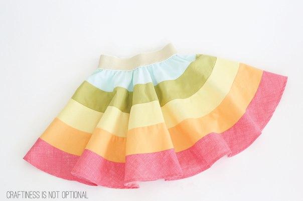 Como hacer una falda circular para ni as - Como alicatar una pared ...